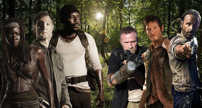How The Walking Dead Characters Would Survive In The