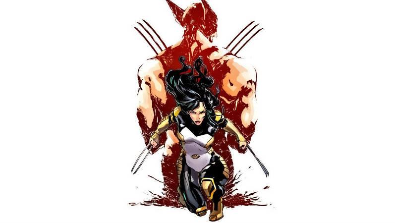 Wolverine 3 X-23