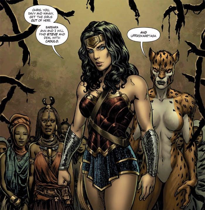 Wonder Woman 7 1