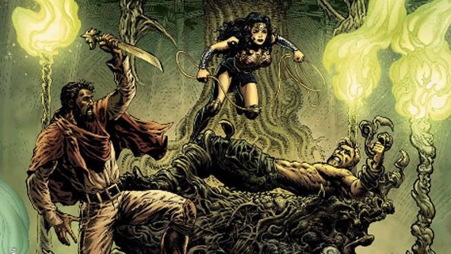 Wonder Woman 7 Header