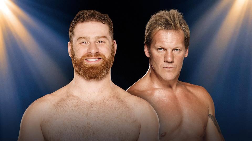 zayn and Jericho