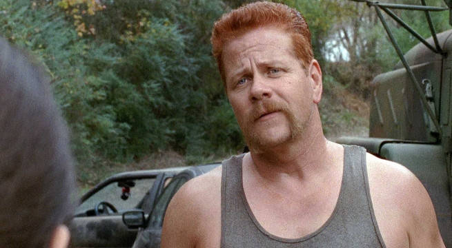The Walking Dead Abraham