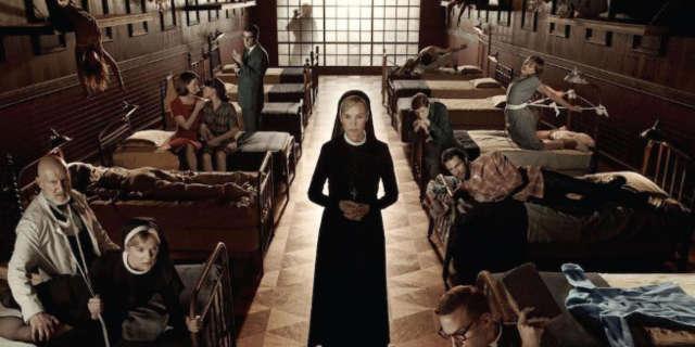 American Horror Story Season 6 Lana Winters Asylum