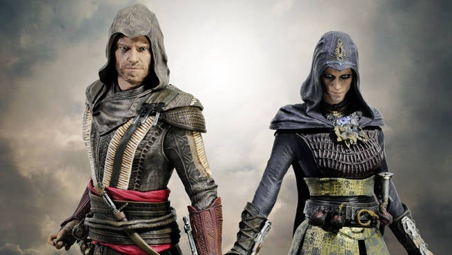 Assassins Creed Film Collectibles Header