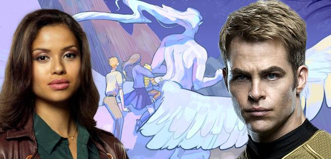 Chris Pine And Gugu Mbatha-Raw Join Disney's A Wrinkle in Time
