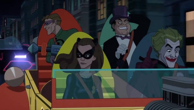 Batman Crusaders Header