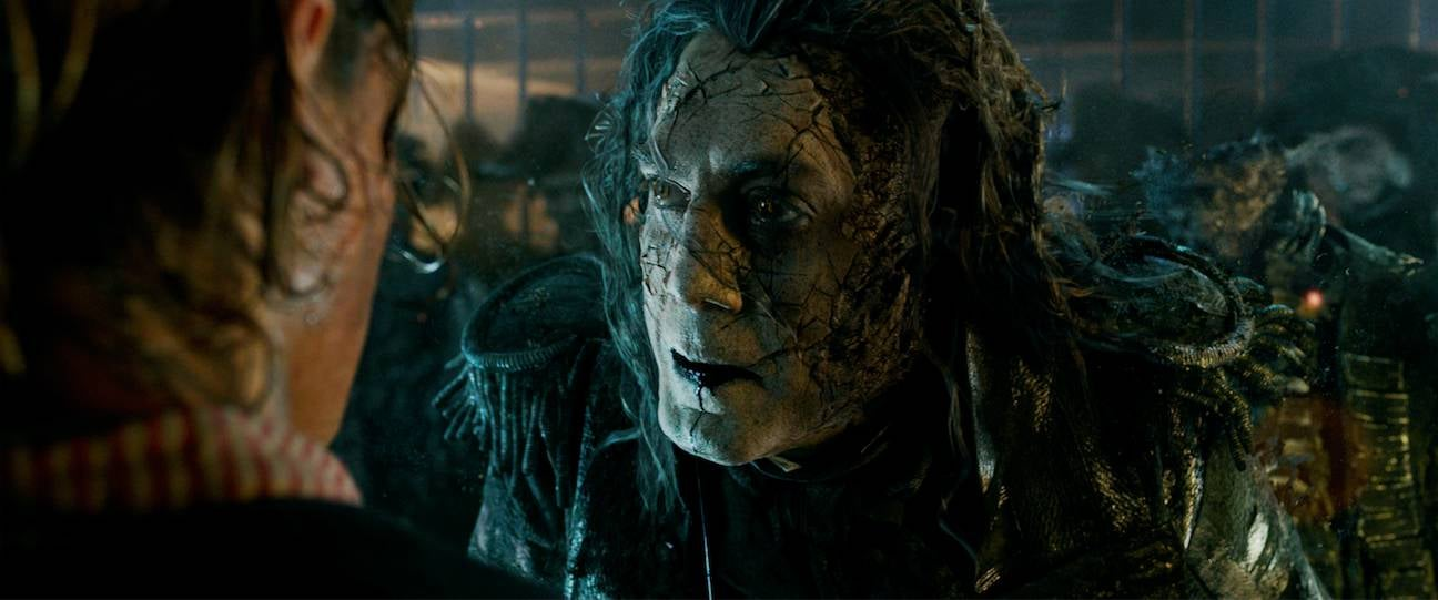 New Pirates Of The Caribbean TV Spot Released