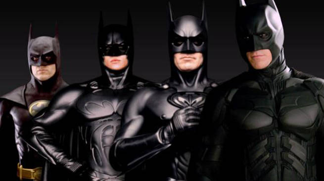Ben Affleck Batmen League Video