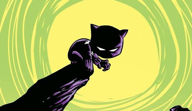 Black Panther Skottie Young