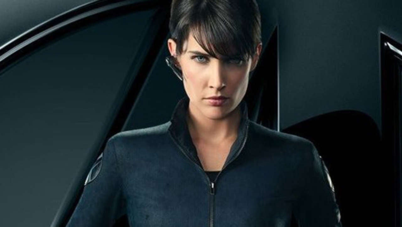Marvel Star Cobie Smulders Would Like To Play Maria Hill The Rest Of Her Life