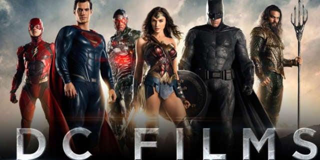 DC Films Justice League