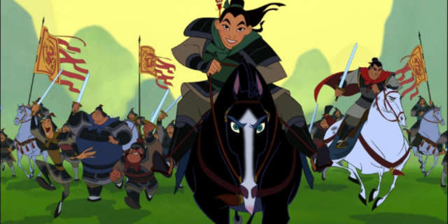 Disney Mulan movie (2018) release date