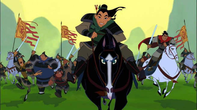 Netflix Faces Backlash for Leaving out Asian-American 'Mulan' Actors From Featured Credits