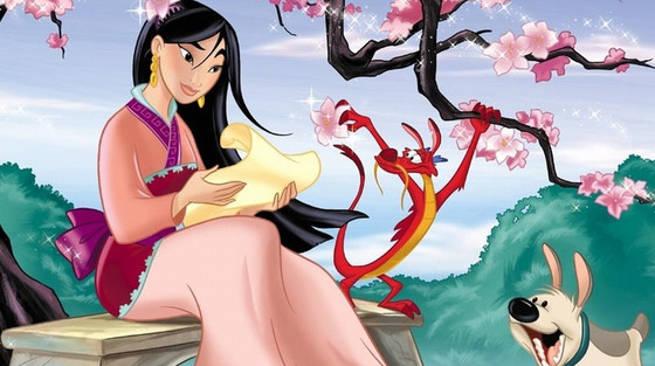 Disney Mulan Movie Release Date 2018