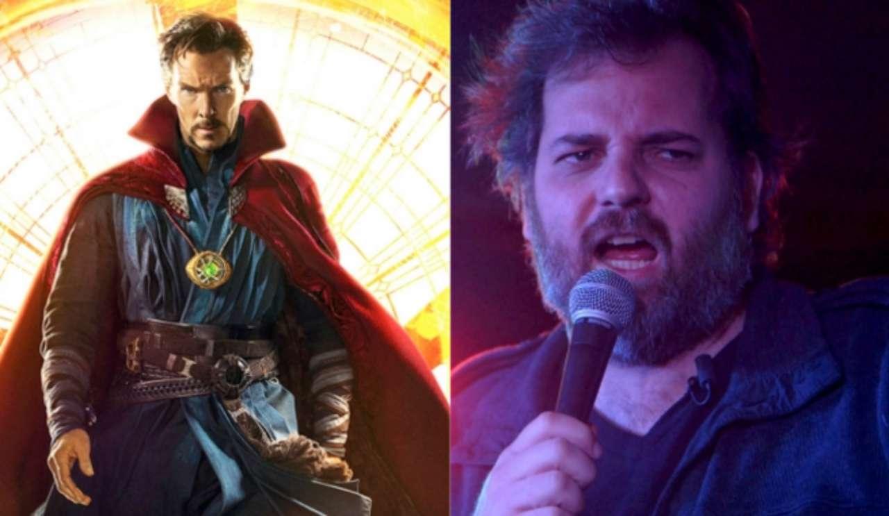 Kevin Feige Reveals Dan Harmon's Doctor Strange Contribution