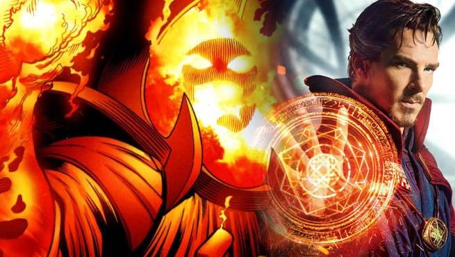 Doctor Strange Dormammu Header