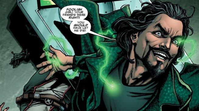 Doctor Strange End Credits Scene Explained (Mordo)