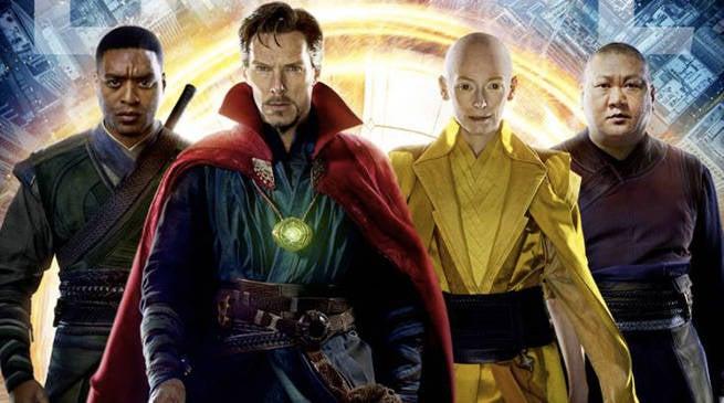 Doctor Strange End Credits Scene Mordo Sequel Villain