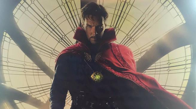 Doctor Strange International Box Office Opening