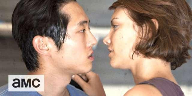Glenn and Maggie