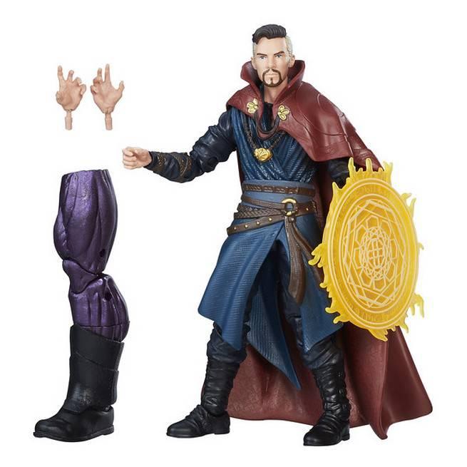 Hasbro Marvel Doctor Strange Legends Series 6 inch Action Figure - Doctor Strange