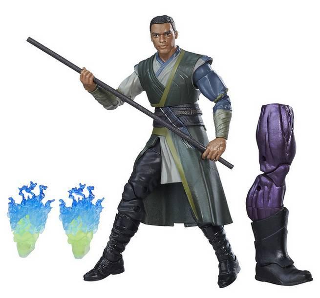 Hasbro Marvel Doctor Strange Legends Series 6 inch Action Figure - Karl Mordo