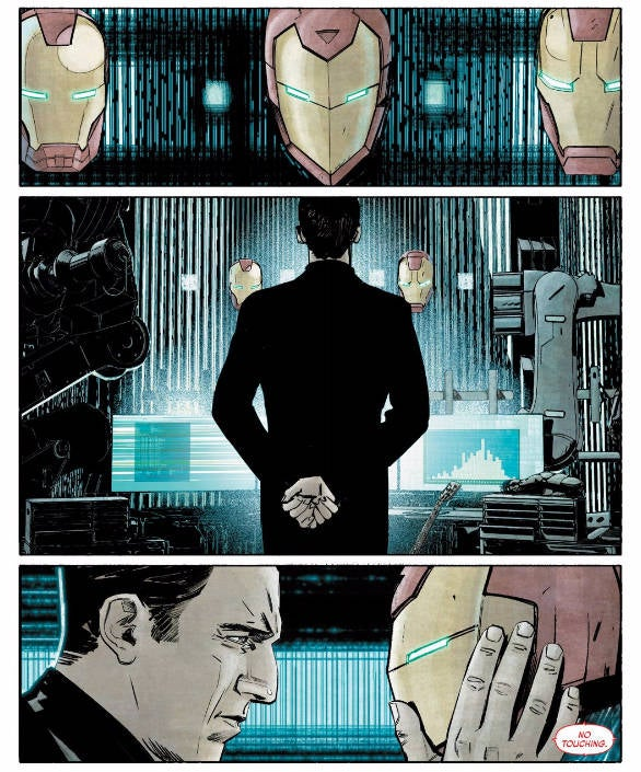 Infamous Iron Man 1 3