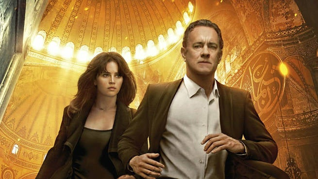 Tom Hanks Inferno On Track To Win Weekend Box Office
