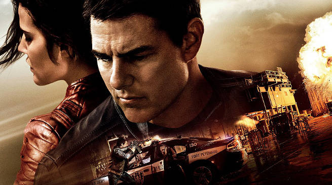 Tom Cruise Reportedly Replaced as Jack Reacher Due to His Size