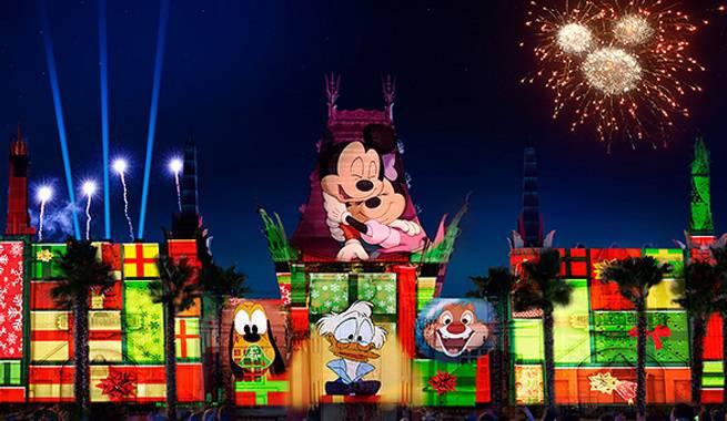 Walt Disney World Announces New Holiday Nighttime Spectacular