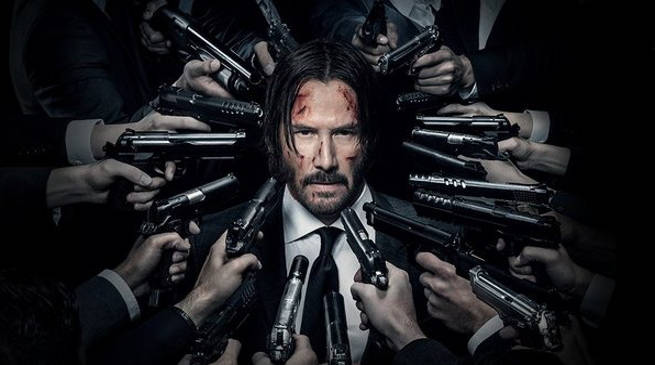 John Wick 3 Announced