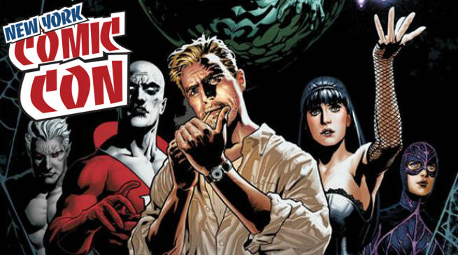 Justice League Dark First Look NYCC Panel