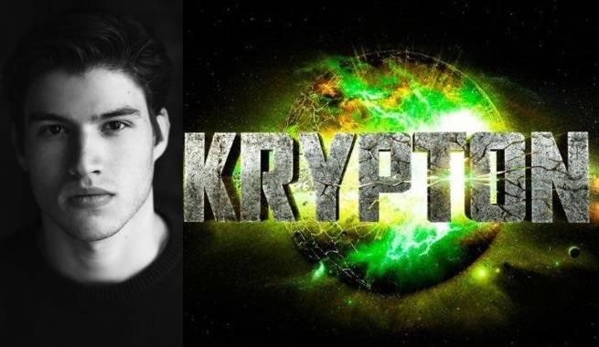 Superman Prequel Krypton Casts Cameron Cuffe Male Lead