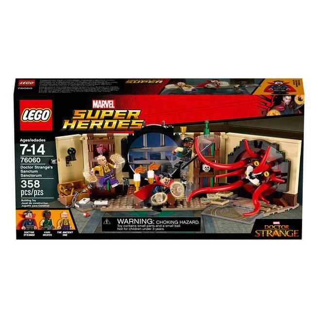 LEGO Doctor Strange's Sanctum Sanctorum Set