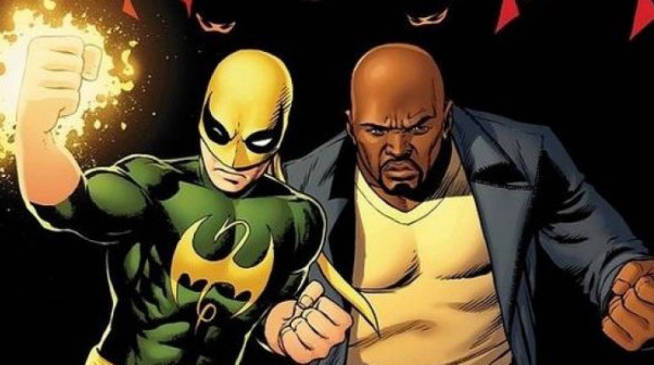 Luke Cage Iron Fist Heroes for Hire