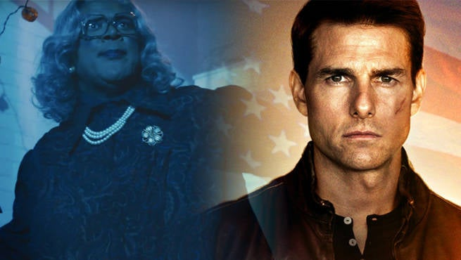 Madea Halloween And Jack Reacher Do Battle For Friday Box Office Crown
