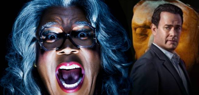 Madea Beats Tom Hanks's Inferno To Win Second Box Office Weekend