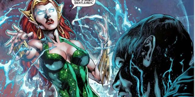 Mera New 52 DC Comics