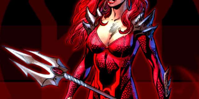 Mera Red Lantern