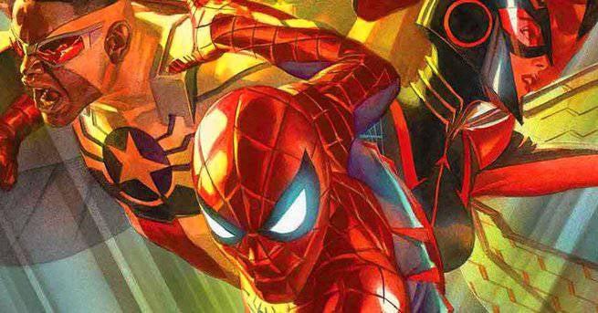 Mike del Mundo Avengers