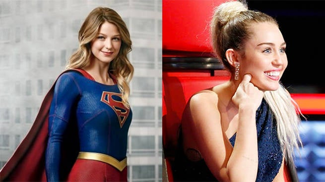 miley supergirl