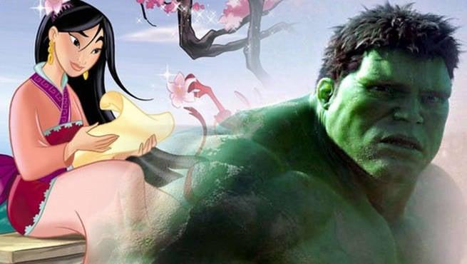 Mulan Hulk
