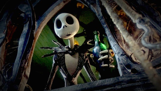 Nightmare Before Christmas Returns to Theaters