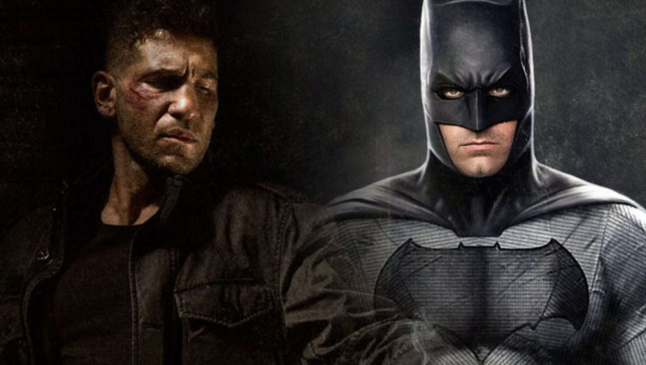 Ben Affleck Says Fighting The Punisher Hurts A Lot