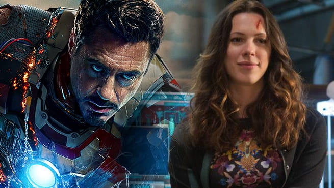 Iron Man 3's Rebecca Hall Opens Up About Being Replaced As Villain