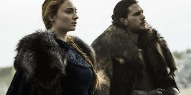 Sansa Stark Jon Snow