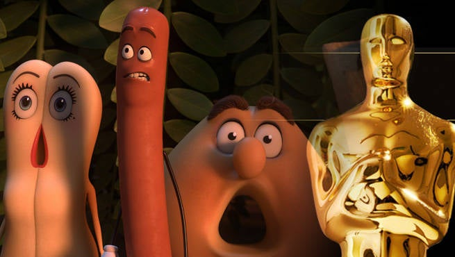 Sausage Party Oscars