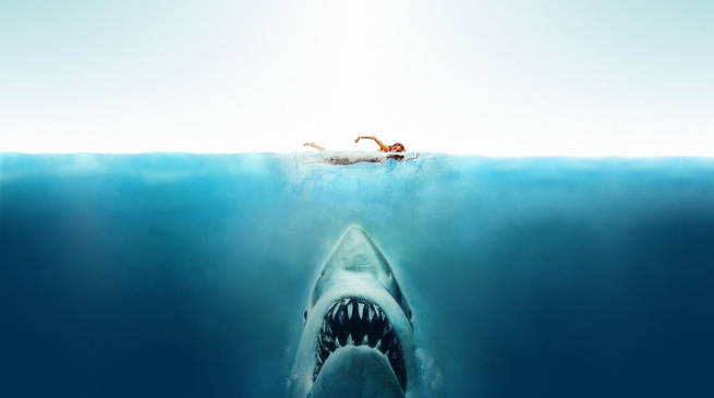 Scaries Movie Monsters - Jaws