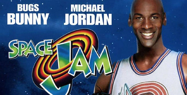 Space Jam To Get a 20th Anniversary Blu-Ray