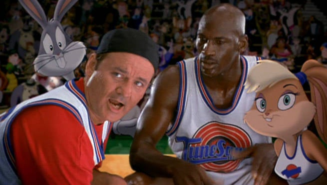 Space Jam Is Returning To Theaters